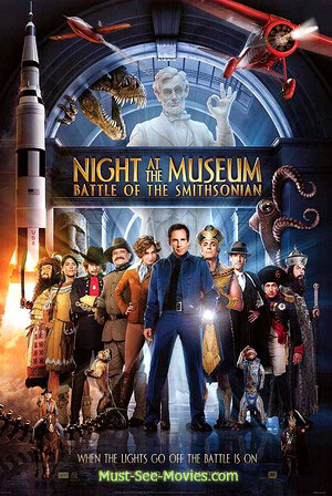 Night At The Museum 2: Battle Of The Smithsonian OST