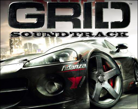 SOUNDTRACK Race Driver:Grid