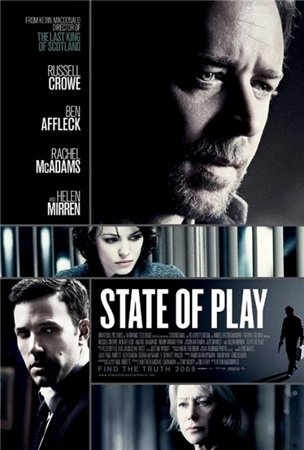 State Of Play Soundtrack