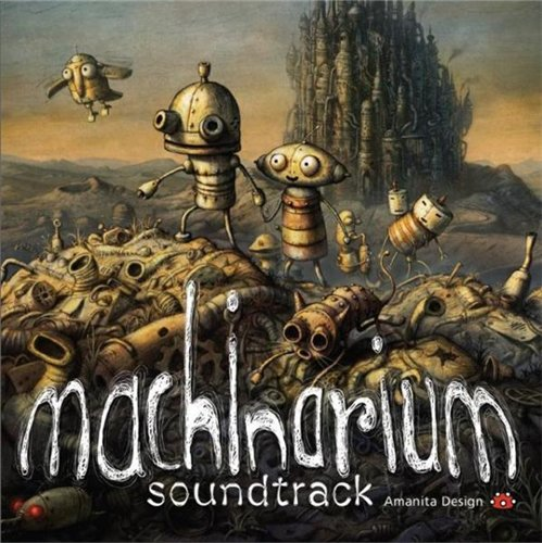 Machinarium Soundtrack