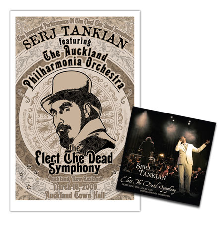 Serj Tankian feat. Auckland Orchestra - Elect the dead