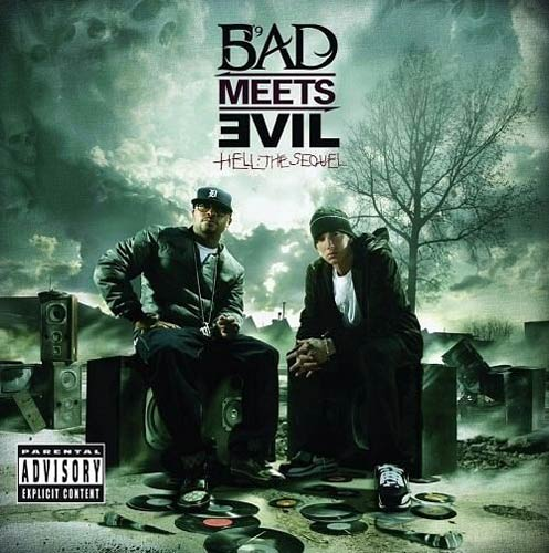 Eminem & Royce Da 5'9 (Bad Meets Evil) - Hell - The Sequel