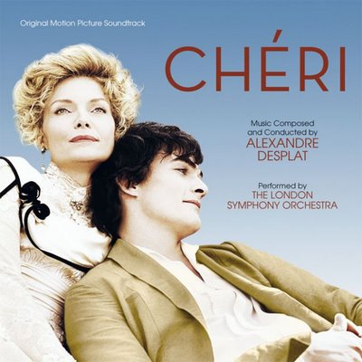 Cheri Soundtrack by Alexandre Desplat