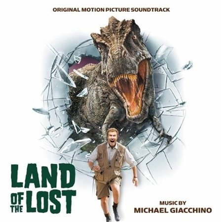 Land of the Lost OST music by Michael Giacchino