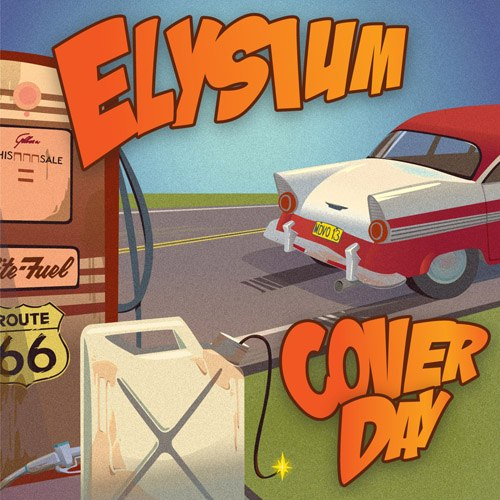 Элизиум / Elysium - Cover Day