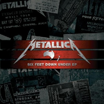 Metallica - Six Feet Down Under (EP)