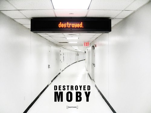 Moby - Destroyed [Japan Edition]