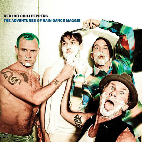 Red Hot Chili Peppers - The Adventures of Raindance Maggie [Single]